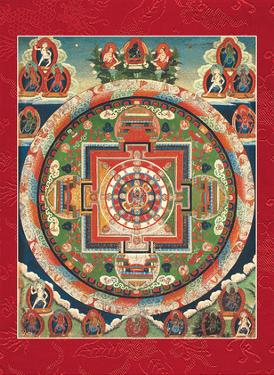 The 62 Deity Mandala of Chakrasamvara by Unknown