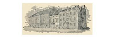 'The Castle Tavern, Brighton, 1814', (1939) by Unknown