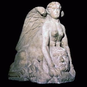 The Colchester Sphinx, 1st century by Unknown