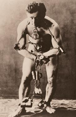 The Great Harry Houdini by Unknown