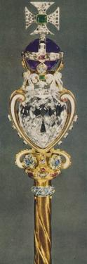 'The Royal Sceptre with The Cross', 1937 by Unknown