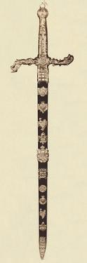 'The Sword of State', 1937 by Unknown