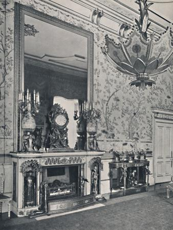 'The Yellow Drawing Room, Buckingham Palace', 1939 by Unknown