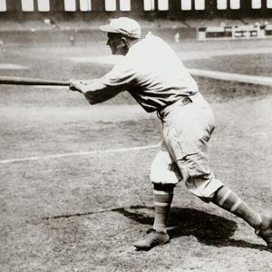 Ty Cobb, American baseball player, 1910s by Unknown