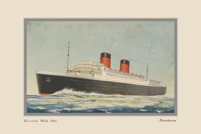 Vintage Cruise I by Unknown
