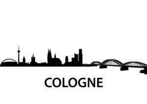 Skyline Cologne by unkreatives