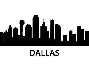 Skyline Dallas by unkreatives