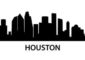 Skyline Houston by unkreatives