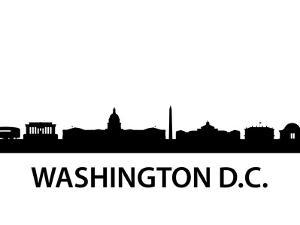 Skyline Washington D.C by unkreatives