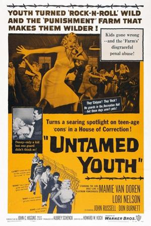 Untamed Youth, 1957