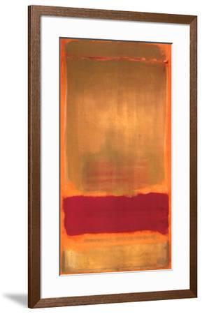 Untitled, c.1949-Mark Rothko-Framed Art Print