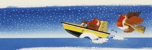 Untitled ['Overseas Christmas Mail 1983, Recommended Last Posting Dates']