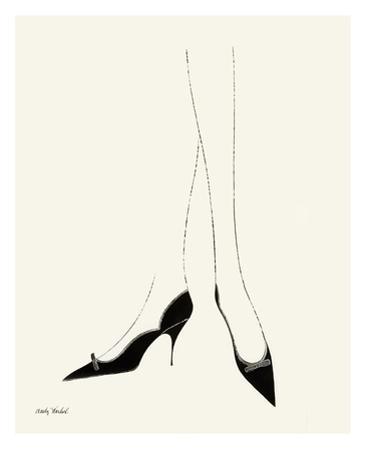 Untitled (Pair of Legs in Highheel), c. 1958