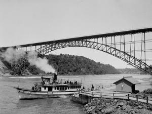 Upper Steel Arch Bridge, Niagara