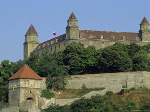 Castle, Bratislava, Slovakia, Europe by Upperhall Ltd