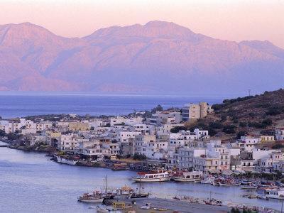 Elounda, Crete, Greece, Europe