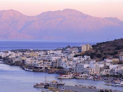 Elounda, Crete, Greece, Europe by Upperhall Ltd