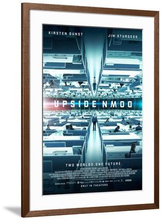 Upside Down (Jim Sturgess, Kirsten Dunst, Timothy Spall) Movie Poster--Framed Poster