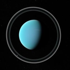 Uranus, Artwork