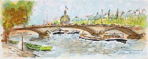 Suite Paris II by Urbain Huchet