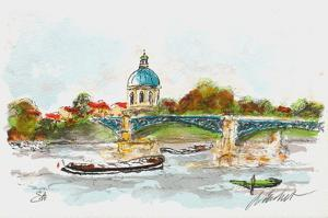 Toulouse IV by Urbain Huchet