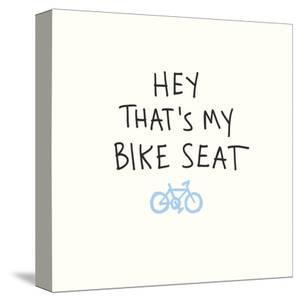 Bike Seat by Urban Cricket