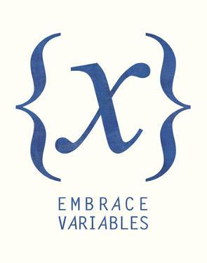 Embrace Variables by Urban Cricket