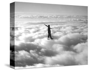 Walk in the Clouds by Urban Cricket