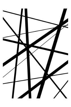 BW Geo Lines 1 by Urban Epiphany