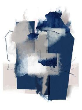 Juxtaposed Blue by Urban Epiphany