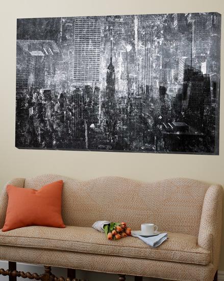 Urban Patchwork III-Jean-Fran?ois Dupuis-Loft Art
