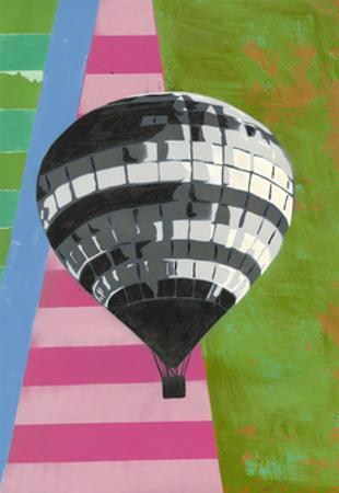 Hot Air Balloon by Urban Soule