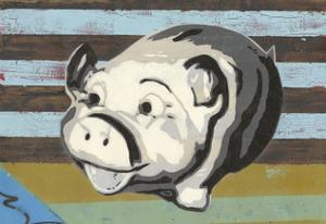 Piggy Bank by Urban Soule