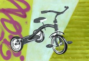 Tricycle by Urban Soule