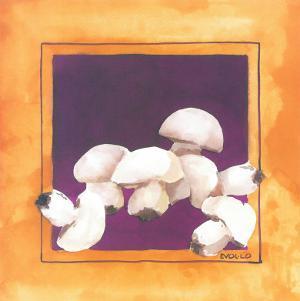 Mushrooms by Urpina