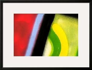 Abstract 4 by Ursula Abresch