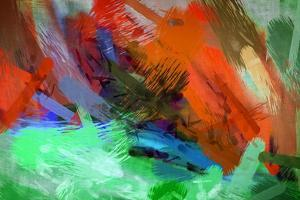 Bird at the Pond by Ursula Abresch
