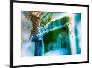 Green Abstract by Ursula Abresch