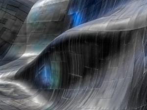 Metalfall by Ursula Abresch