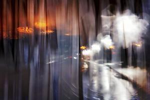Night Stroll by Ursula Abresch