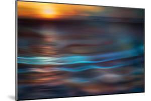 Pacific Sunset by Ursula Abresch