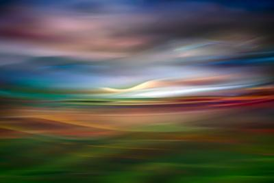 Palouse Evening Abstract
