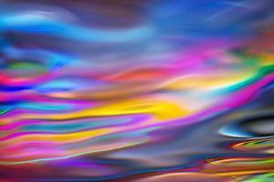River Flow by Ursula Abresch