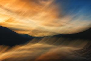 Slocan Lake 11 by Ursula Abresch