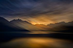 Slocan Lake 3 by Ursula Abresch
