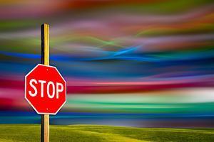 Stop by Ursula Abresch