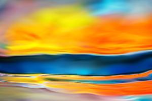 The River by Ursula Abresch