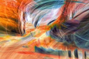 The Way through the Woods by Ursula Abresch