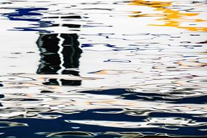 Watery Window by Ursula Abresch