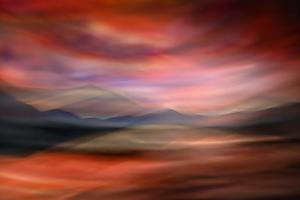 Wrapped in Red by Ursula Abresch